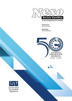 Ver Vol. 34 Núm. 03 (2021): 50 Aniversario de la Ingeniería Química. Número Especial