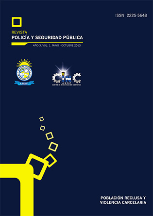 Población reclusa y violencia carcelaria