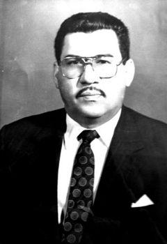 Abog. José Humberto Palacios Moya, Director del Instituto de Investigación Jurídica (1987-1989)