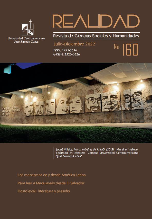 Realidad: Revista de Ciencias Sociales y Humanidades